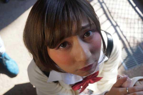 PCMAXで女子高生の制服を着せて円光する