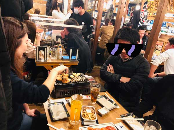 東京で女性に出会うなら出会いの場に行く事
