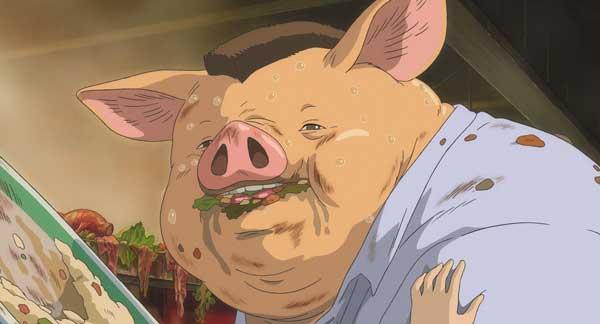 千と千尋の神隠しに出てくる豚はメンズエステで本番できない