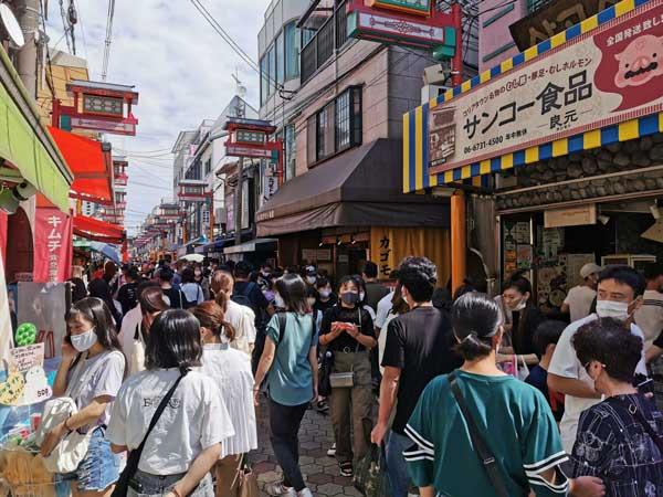 大阪裏コリアンタウン
