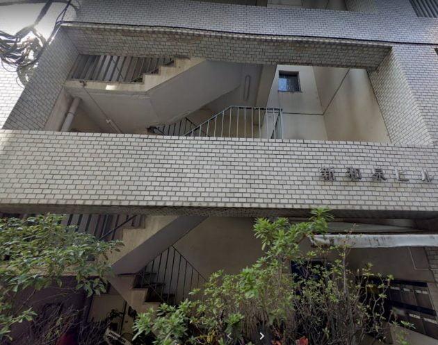 神田の新和泉ビルにあるチャイエス