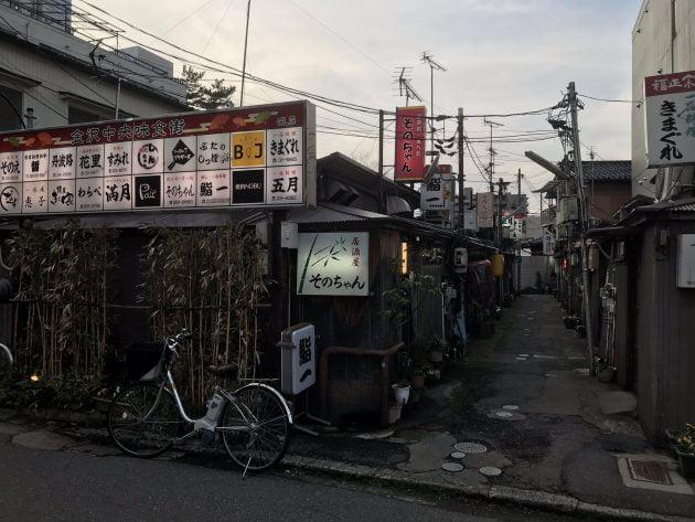 片町新天地商店街のちょんの間は金沢の裏風俗