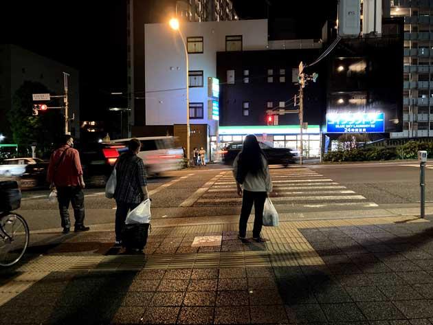 蒲田駅の立ちんぼ