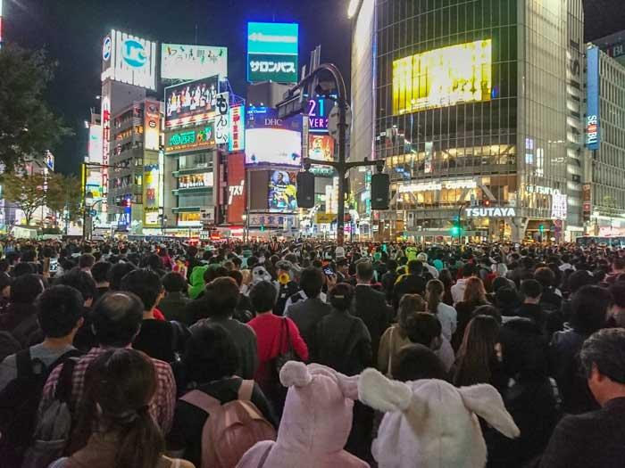 渋谷は出会い系で出会える